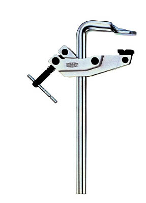 ベッセイ クランプ GRA-30-12 突っ張り可能 開き300mm【GRA-30-12】(クランプ・バイス・L型クランプ)