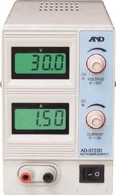 A&D 直流安定化電源【AD8722D】(電気・電子部品・電源装置)