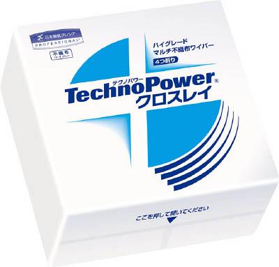 クレシア テクノパワー クロスレイ【63260】(清掃用品・ウエス)【送料無料】