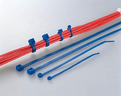 ヘラマンタイトン MSタイ 幅3.5X長さ150mm 100本入 屋外用【T30R-TZ】(電設配線部品・ケーブルタイ)