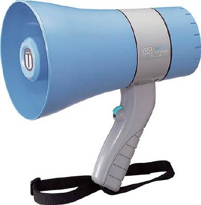 ユニペックス 防滴形メガホン 6W【TR-215A】(安全用品・標識・拡声器)