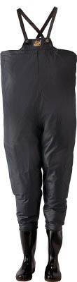 ロゴス クレモナ水産 胴付き長靴 鉄紺 24.5cm【10068245】(安全靴・作業靴・胴付長靴)