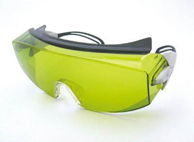 リケン レーザーメガネ RS-80 V【RS-80 V】(保護具・レーザー用保護メガネ)