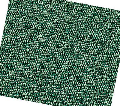 テラモト ニューリブリードマット900×1800mmグリーン【MR-049-356-1】(床材用品・マット)