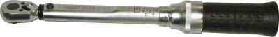 HAZET 高精度プリセット型トルクレンチ【6109-2CT】(計測機器・トルク機器)