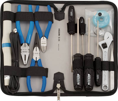 HOZAN 工具セット13点【S-35】(工具セット・ツールキット)