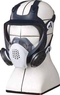 シゲマツ TS 取替え式防じんマスク DR185L2W【DR185L2W】(保護具・取替式防じんマスク)