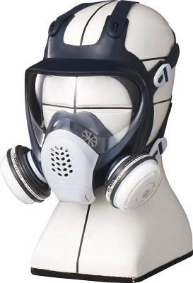 シゲマツ TS 防毒マスク GM185-1【GM185-1】(保護具・防毒マスク)