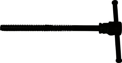 TRUSCO セール価格 TRV-100用T型シャフト 直営限定アウトレット TRV-100SF バイス クランプ