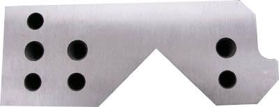 モクバ印 アングルカッターL40用下刃【D62-4】(ハサミ・カッター・板金用工具・アングルカッター)