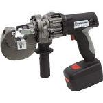 育良 コードレスパンチャー【IS-MP15LX】(電動工具・油圧工具・パンチャー)(代引不可)