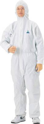 クレシア クリーンガードA40 ツナギ服XLサイズ【68733】(保護具・保護服)