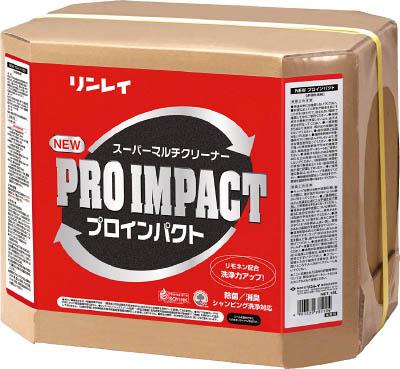 リンレイ NEWプロインパクト RECOBO 18L【785105】(清掃用品・洗剤・クリーナー)
