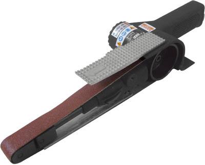 バーコ 20mmベルトサンダー【BP222】(空圧工具・エアベルトサンダー)
