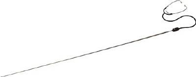 DOGYU 増幅器付スコープ聴診棒 ロング【2060】(ハンマー・刻印・ポンチ・テストハンマー)