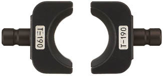 Panasonic Tダイス190(EZ9X302用Tダイス)【EZ9X318】(電設工具・油圧式圧着工具)