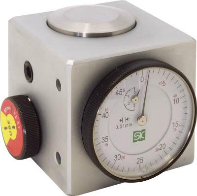 SK ダイヤル式ツールポイント【DTP-50M】(ツーリング・治工具・ツーリング工具)