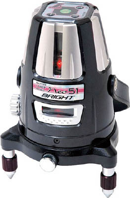 シンワ レーザーロボ Neo51 BRIGHT【77362】(測量用品・レーザー墨出器)(代引不可)