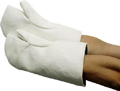 ZETEX ゼテックスミットン35cm【21112-1400】(作業手袋・耐熱・耐寒手袋)