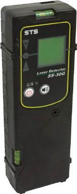 STS 受光器(グリーンレーザ墨出器専用)SSー30G【SS-30G】(測量用品・レーザー墨出器)