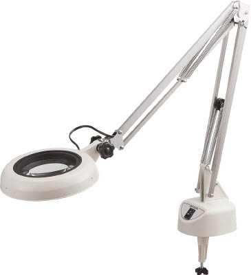オーツカ LED照明拡大鏡 SKKL-FX4【SKKL-FX4】(光学・精密測定機器・拡大鏡)