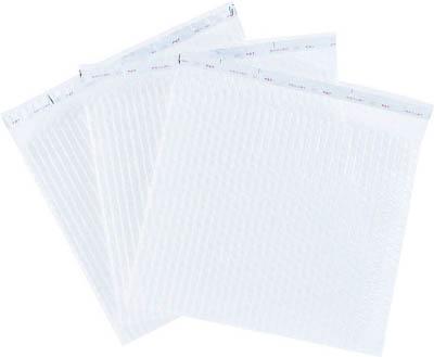 川上 テープ付プチプチ袋 d40L 180X280X320 袋品100枚/袋【10592】(梱包結束用品・緩衝材)