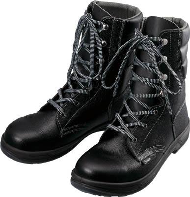 シモン 安全靴 長編上靴 SS33黒 26.0cm【SS33-26.0】(安全靴・作業靴・安全靴)