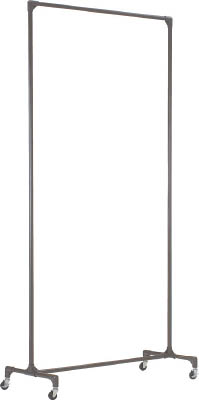 TRUSCO 溶接フェンス用フレーム 単体 1020型 キャスタータイプ【TF-1020C】(溶接用品・溶接遮光フェンス)
