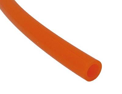 チヨダ TEタッチチュ-ブ 10mm/100m オレンジ【TE-10-100 OR】(流体継手・チューブ・エアチューブ・ホース)
