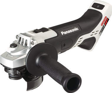 Panasonic 充電ディスクグラインダー100 14.4V 本体のみ【EZ46A1X-H】(電動工具・油圧工具・ディスクグラインダー)