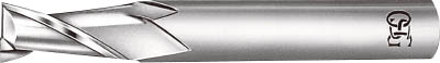 OSG ハイスエンドミル 2刃ショート 31【EDS-31】(旋削・フライス加工工具・ハイススクエアエンドミル)【送料無料】