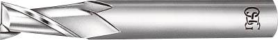 OSG ハイスエンドミル 2刃ショート 37【EDS-37】(旋削・フライス加工工具・ハイススクエアエンドミル)【送料無料】