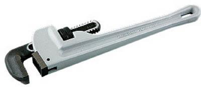 KTC アルミ合金製パイプレンチ450mm【APWA-450】(水道・空調配管用工具・パイプレンチ)【送料無料】