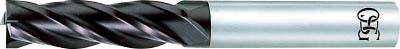 OSG 超硬エンドミル FX 4刃ロング 8【FX-MG-EML-8】(旋削・フライス加工工具・超硬スクエアエンドミル)【送料無料】