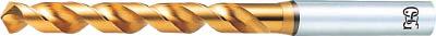 OSG EXゴールドドリル ステンレス・軟鋼用レギュラ【EX-SUS-GDR-14.1】(穴あけ工具・ハイスコーティングドリル)