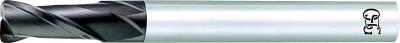 OSG 超硬エンドミル FX 2刃コーナRショート 5XR0.5【FX-CR-MG-EDS-5XR0.5】