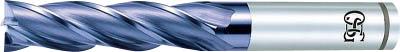 OSG ハイスエンドミル【V-XPM-EML-25】(旋削・フライス加工工具・ハイススクエアエンドミル)【送料無料】