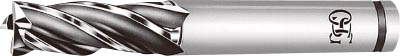 OSG XPMエンドミル 4刃 ショート 24【XPM-EMS-24】(旋削・フライス加工工具・ハイススクエアエンドミル)