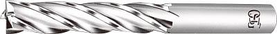 OSG ハイスエンドミル センタカット 多刃ロング 21【CC-EML-21】(旋削・フライス加工工具・ハイススクエアエンドミル)【送料無料】