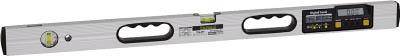 エビスダイヤモンド 磁石付デジタルレベル 900mm【ED-90DGLMN】(測量用品・水平器)