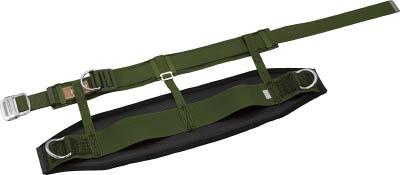 タイタン 胴ベルト型安全帯傾斜面用 セット品【SR-SET】(保護具・安全帯)