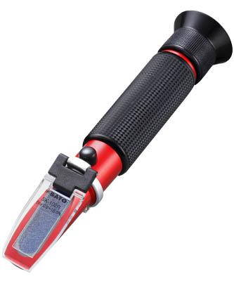 佐藤 手持屈折計Rシリーズ SK-102R(0182-00)【SK-102R】(計測機器・水質・水分測定器)