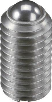 ベンリック ボールプランジャー 軽荷重用 SUS製 機械部品 M10 BSU10 2020 人気ブランド多数対象 プランジャー