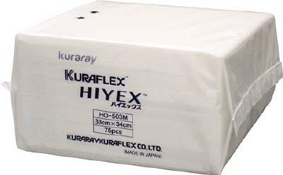 クラレ ハイエックス 33cmX34cm【HO-503M】(理化学・クリーンルーム用品・クリーンルーム用ウエス)