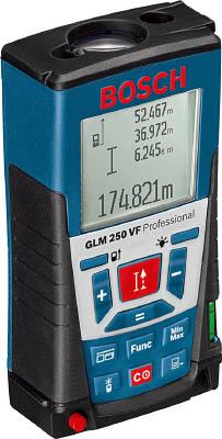 ボッシュ レーザー距離計【GLM250VF】(測量用品・レーザー距離計)