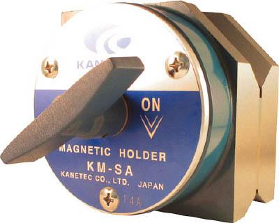 カネテック 六角ホルダー【KM-SA】(マグネット用品・溶接用マグネットホルダ)(代引不可)