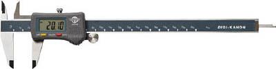 カノン デジピタノギス200mm【E-PITA20】(測定工具・ノギス)【送料無料】