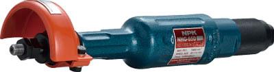 NPK ストレートグラインダ 平型砥石 65mm用 10053【NHG-65D】(空圧工具・エアグラインダー)