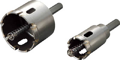 ハウスB.M トリプル超硬ロングホルソー【SHP-210】(穴あけ工具・ホールカッター)(代引不可)