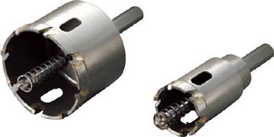 ハウスB.M トリプル超硬ロングホルソー【SHP-80】(穴あけ工具・ホールカッター)